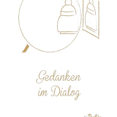 Gedanken im Dialog Buch Cover