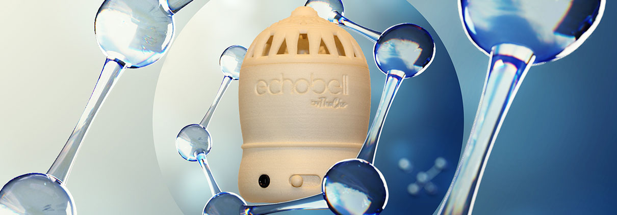 echobell-Handgerät